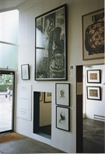 Photograph: Collection of Works on Display (1992)
