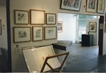 Photograph: Works by Dhruva Mistry on Display (1992)