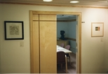 Photograph: Doorway to a Boardroom (1992)