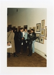 Photograph: Group of Guests at Opening of 'Unique and Original' Exhibition (1992)