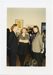 Photograph: John Mackechnie and Harry Magee at the Opening of 'Unique and Original' Exhibition (1992)