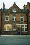Photograph: Exterior of Hunt-Jennings Gallery (1992)