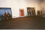 Photograph:  Works for Installation in Unique and Original at Barbican (1992)