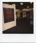 Photograph: Collection of Works on Display at Art Fair (1993)