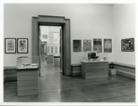 Photograph: Installation Shot of Alive and Printing Exhibition (1993)