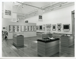 Photograph: First Decade Gallery at Alive and Printing (1993)