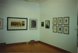 Photograph: Collection of Works on Display at Bosnian Harvest Exhibition (1994)