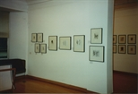 Photograph: Nine Works on Display at Bosnian Harvest Exhibition (1994)