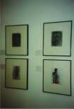 Photograph: Works on Display at Bosnian Harvest Exhibition (1994)