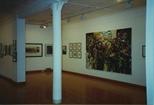 Photograph: Sanctuary at Bosnian Harvest Exhibition (1994)