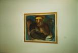Photograph: Unknown Piece at La Terre Sauvage (1994)