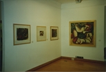 Photograph: Four Works at La Terre Sauvage (1994)