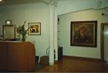 Photograph: Reception Area at La Terre Sauvage (1994)