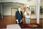 Photograph: Barbara Madsen and Stuart Duffin (1994)