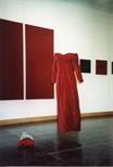Photograph: Sculpture 'Evening Dress' by Veronique Chance (1994)