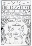 Flyer for The Loveliest Night of the Year (1985)