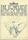 Loveliest Night of the Year Ticket (1982)