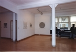 Photograph : Several works from Bridget Riley exhibition (1996)
