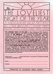 Flyer - Loveliest Night of the Year (1986)