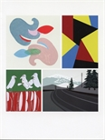 Invite Card: CEL Scotland Contemporary Editions Limited (2005)