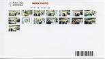 Contact sheet: 'Art 97' photographs (1997)