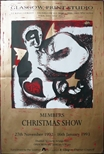 Exhibition Poster - Members Christmas Show