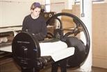 Printing an Etching
