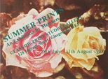 Poster: Summer Prints