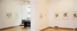 Photograph: Robert Paul's exhibition 'Reflexology' in Glasgow Print Studio Gallery (1999)