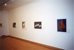 Photograph: Various prints from the exhibition 'Habitat' in Glasgow Print Studio Gallery (1999)