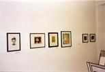 Photograph: Glasgow Print Studio Gallery during the exhibition 'Janka Malkowska - 1912-1997' (2000)