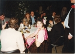 Photograph: Table of People at The Loveliest Night of the Year