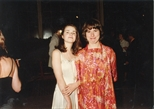 Photograph: Two Women at The Loveliest Night of the Year