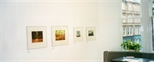 Photograph: Prints from the exhibition 'Black Pool - The Graphic Studio, Dublin' in Glasgow Print Studio Gallery (2001)