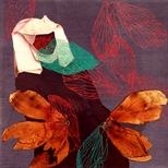 Untitled (Skeleton Leaves)