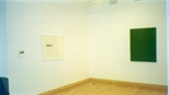 Photograph: The exhibition 'Contemporary Abstraction' in Glasgow Print Studio Gallery (2003)