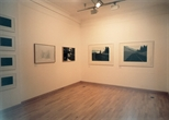 Photograph: A corner of Glasgow Print Studio Gallery with works from the exhibition 'CEL Scotland - Contemporary Editions Limited' (2005)