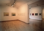 Photograph: Glasgow Print Studio Gallery during the exhibition 'CEL Scotland - Contemporary Editions Limited' (2005)
