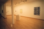 Photograph: Various works from the exhibition 'Prisms & Shadows' in Glasgow Print Studio Gallery (2005)