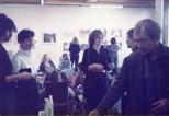 Photograph: Ingram Street exhibition opening