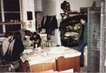Photograph: Etchers in Ingram Street workshop