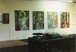 Photograph: Jack Miller Exhibition (1986)