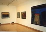 Photograph: Barbara Rae Exhibition (1992)