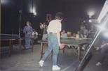 Photograph: Table Tennis at Bath Art Fair