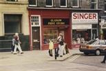 Photograph: Glasgow Print Studio's Edinburgh Festival Shop (1997)