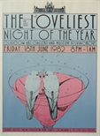 Poster - The Loveliest Night of The Year