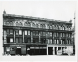 Photograph: Exterior of Ingram Street Premises