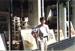 Photograph: Front of The Original Print Shop
