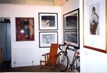 Photograph: Interior of The Original Print Shop