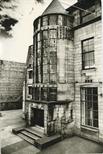 Photograph: Girls entrance to Scotland Street School
